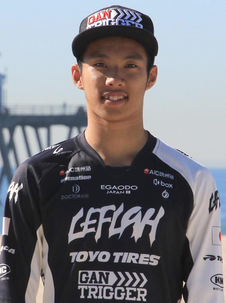 島田 遼 選手